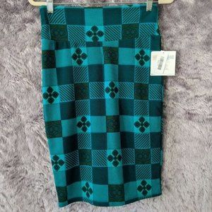 4/$20 New with tags lularoe pencil skirt size💜